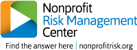 Nonprofit Risk Management Center Logo